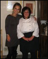photo of susan and Giada